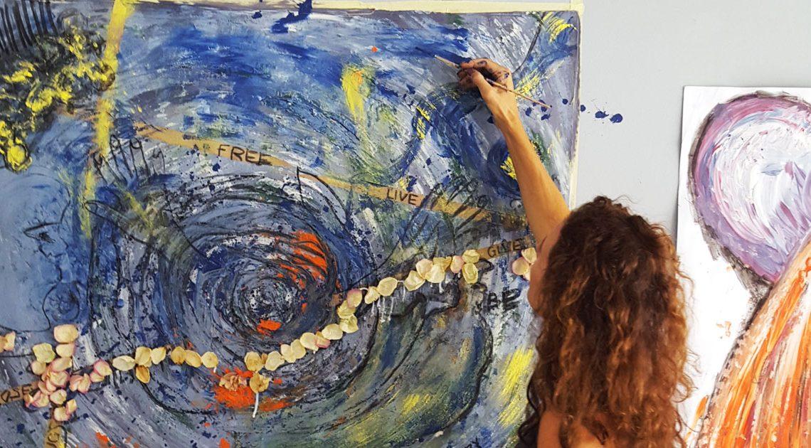 Exercices d'art-thérapie